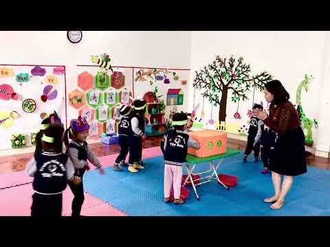 Trò chơi Chiếc hộp thần kì 4TA - MN Tây Sơn - Tiền Hải- Thái Bình . GV; Lương Thị Hiên