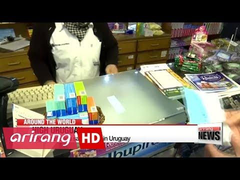 Uruguay pharmacies roll out recreational marijuana