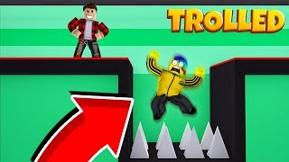 He TROLLED ME and made me lose my ROBUX ITEMS.. (Roblox)