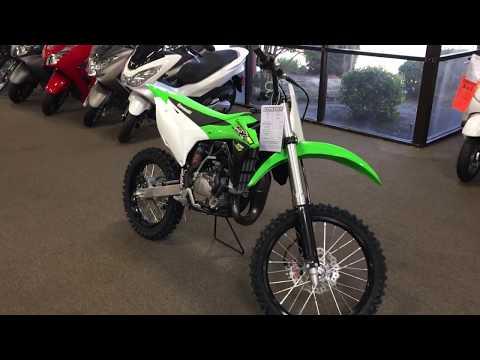 2018 Kawasaki KX 100 in Murrieta, California