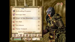 The Elder Scrolls: Oblivion ~ Committing Crimes as the Gray Fox
