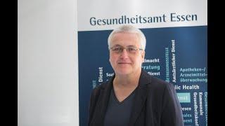 Juliane Böttcher, Ärztliche Leiterin des Gesundheitamtes der Stadt Essen