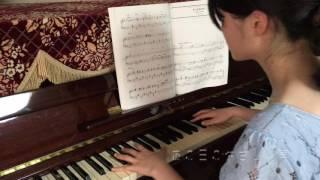 ピアノ映画『もののけ姫』よりアシタカとサン