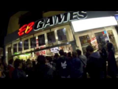 Grand Theft Auto V And The Midnight Launch That Was