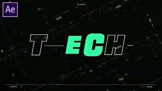 [ 애프터이펙트 ] 속도감 있는 타이포 모션그래픽 인트로 만들기 // 존코바 // Aftereffect Tutorials // 유튜브 인트로