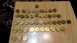 Юбилейные монеты 10 рублей коллекция, памятные монеты России