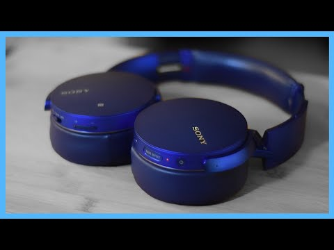 King Of Budget Bass! – Sony Xb950b1 Wireless Headphones Review (2019)
