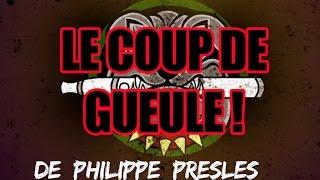 Le coup de gueule du Dr Philippe Presles