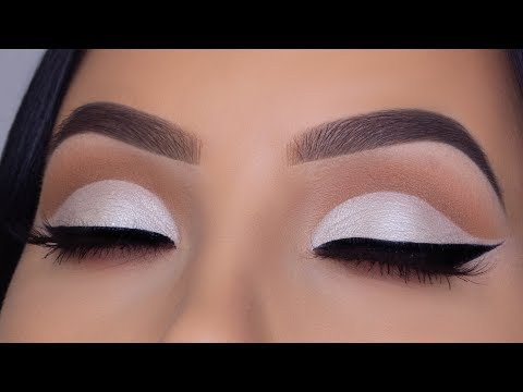 BACK TO BASIC: Cut Crease for Beginners   Easy But Flawless