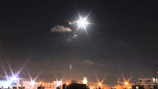 preview picture of video 'القمر المنخسف كذبا يقترن بالمشتري+علي الحجري'