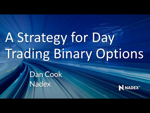 A Strategy for Day Trading Binary Options - YouTube