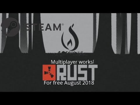 HOW TO GET RUST WITH MULTIPLAYER FOR FREE 2017!!! - смотреть онлайн