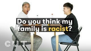 Interracial Couples Play Truth or Drink | Cut