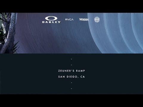 Alex Perelson | On Location: Zeuner's Ramp - San Diego, CA