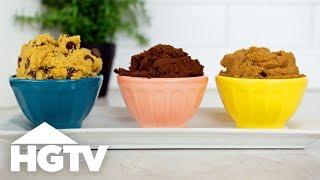 3 Ways To Make Dessert Hummus - HGTV