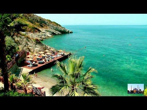 Виды у отеля Адакуле. Побережье Эгейского моря
