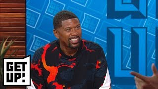 Jalen Rose expected nothing less from Terrell Owens' personal HOF ceremony | Get Up! | ESPN