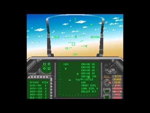 Unreleased Falcon Prototype (SNES)