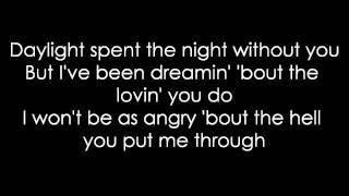 I hate myself for loving you - Joan Jett and the Blackhearts Lyrics