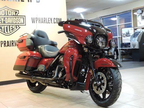 2021 Harley-Davidson® HD Touring FLHTK Ultra Limited