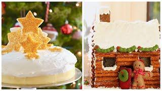 SPECTACULAR HOLIDAY DESSERTS COMPILATION! | Bigger Bolder Baking