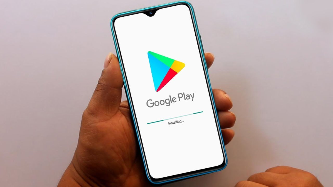 Android: how to update Google Play services
