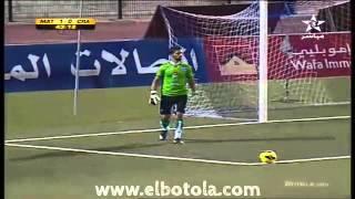 المغرب التطواني 1-0 شباب الريف الحسيمي (المباراة كاملة)