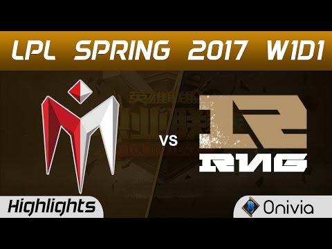 LPL IM vs RNG Game 2   精華