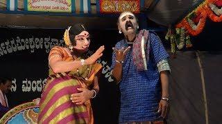 Yakshagana -- Tulu - Bollida Bolgude - 3 A - Muchur-Kadaba Hasya