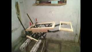 How it's made - reclining mechanism (Kuzman recliner)