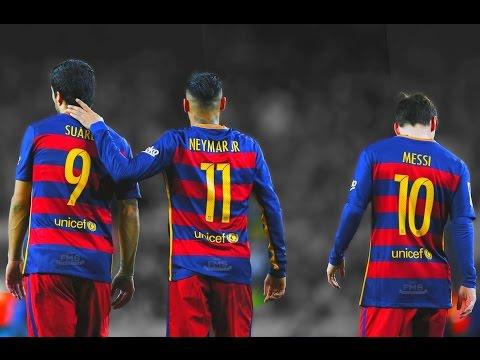 Messi - Suarez - Neymar | MSN ► Skills & Goals 2015/ 2016 HD