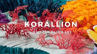 The making of KORÁLLION
