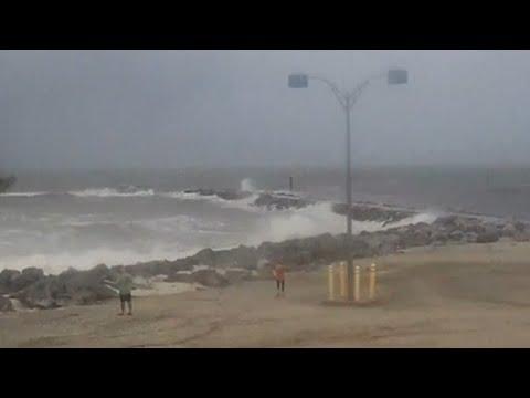 Hurricane Michael approaches Florida's Gulf Coast