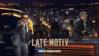 LATE MOTIV   Berto Romero. Jeder   #LateMotiv643