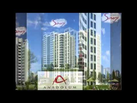 Sinerji istanbul Residence Videosu