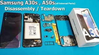 Samsung Galaxy A30s Disassembly /Teardown || How to Open Samsung A30s /A50s /A70s