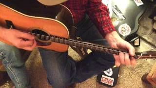 2016 Kilby New Year's Eve Jam - Sugarfoot Rag by Steve Kilby