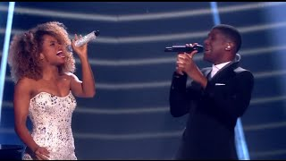 """Fleur East & Labrinth - """"Beneath Your Beautiful"""" Live Final - The X Factor UK 2014"""