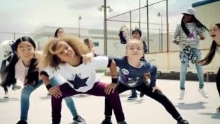 Trẻ em đường phố đọc Rap - và nhảy HIphop rất chuyên nghiệp