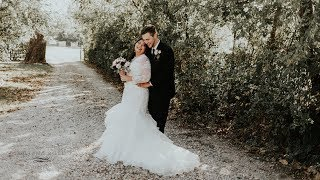 We Love When A Groom Cries! Victoria And Jadon's Wedding Film At The Silo Event Center