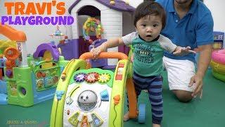 TRAVIS NEW PLAYGROUND & PARENTS ANNIVERSARY