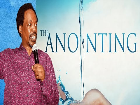 There is this kind of Anointing ....an ANOINTING FOR LEADERS