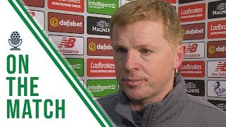 🎙️ Neil Lennon On The Match | Celtic 0-0 Livingston