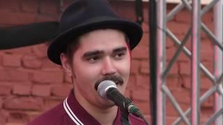 Выступление The Hatters на Видфесте (2017.05.27)