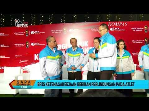 BPJS Ketenagakerjaan Berikan Perlindungan Pada Atlet