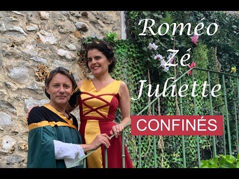 Si Roméo et Juliette étaient confinés... ToizéMoi, Couples et Confinement ! #3