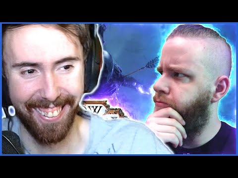 Asmongold Reacts to NIXXIOM: FULL Thoughts on WoW Shadowlands with Chat