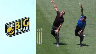 Leg Spin Masterclass with Shane Warne and Rashid Khan | The Big Break