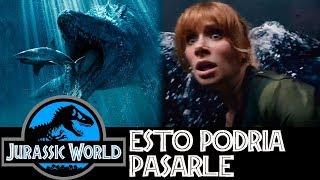 ¿Qué Pasará con el Mosasaurio en Jurassic World 2? - Fallen Kingdom - dooclip.me