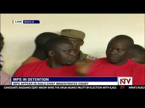 MP-Elect Wadri and others charged with treason